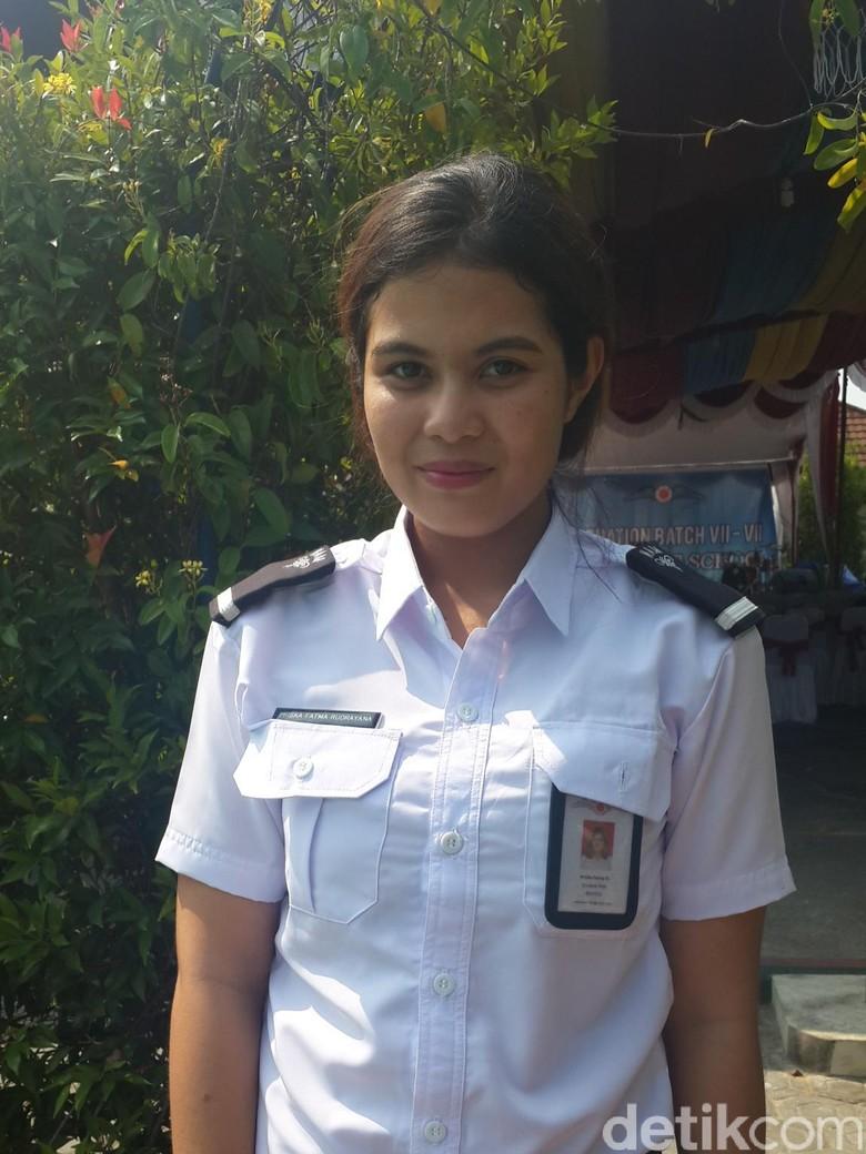 calon pilot wanita