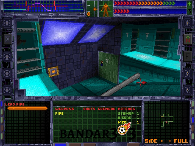 System-Shock-Screenshot